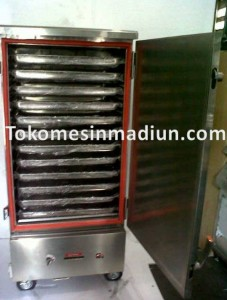 gas rice steamer