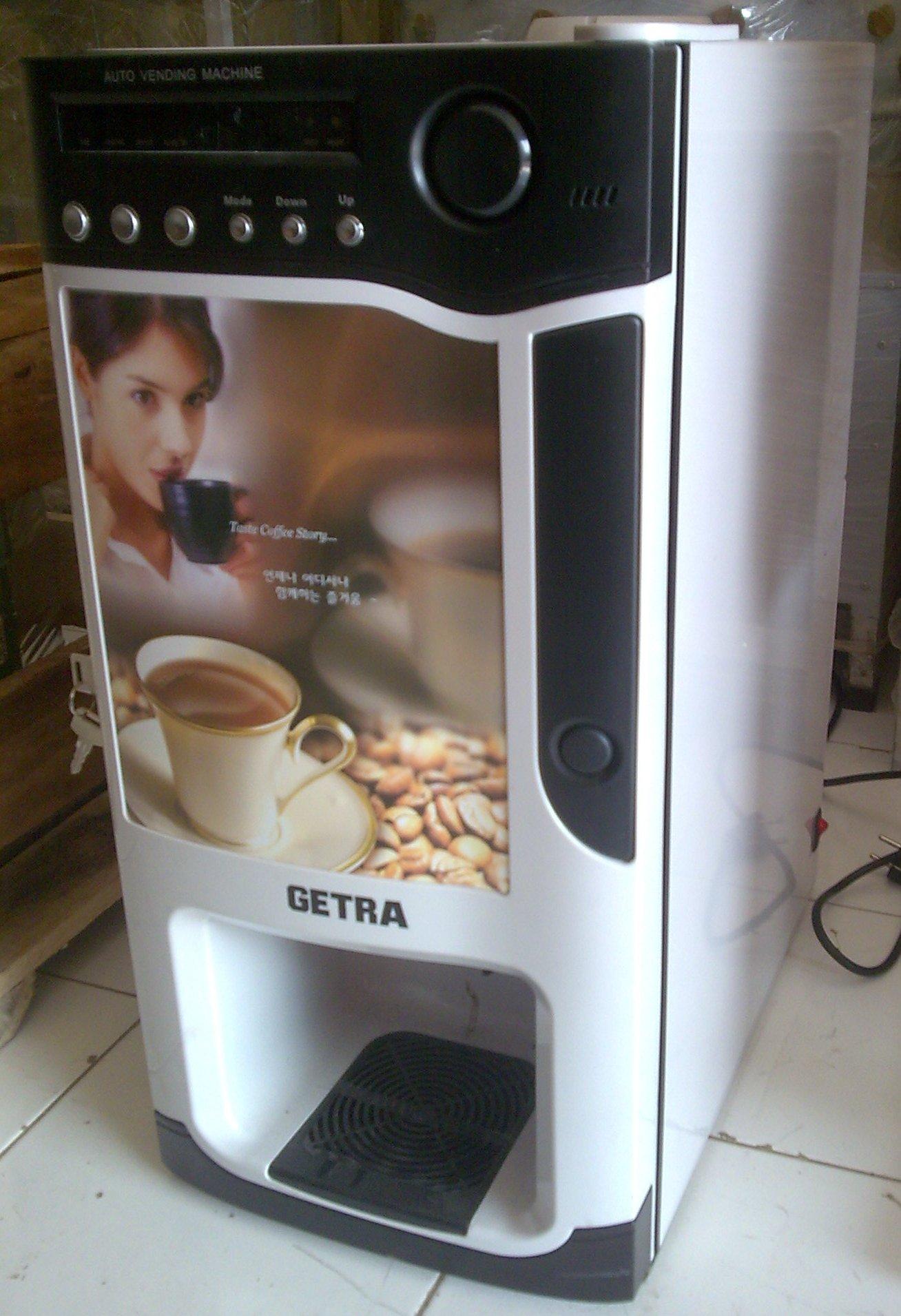 mesin kopi otomatis dispenser kopi instant