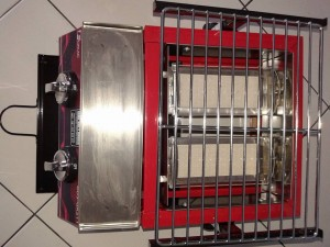 Kompor Bakaran Segala Sate Tenaga Bara Dua Tungku (1)