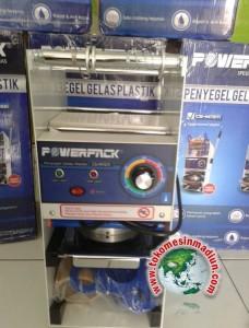 Mesin Manual Cup Sealer Powerpack