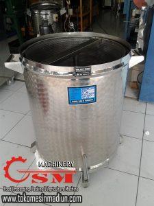 Mesin Peniris Minyak Kapasitas 10 Kg