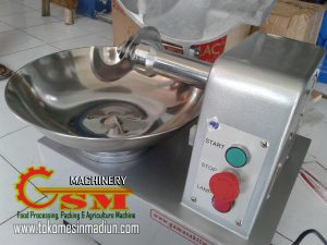 Mesin Bowl Cutter TQ-5A