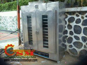 mesin oven pengering 24 rak alat pengering pertanian dan perikanan