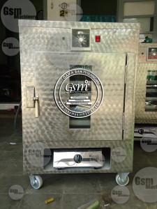 Mesin Oven Pengering Ikan 4 Rak