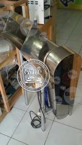 Mesin Pencacah Daging Ayam