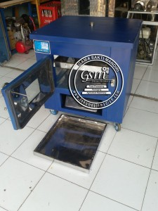 Mesin Oven Pengering 2 Rak