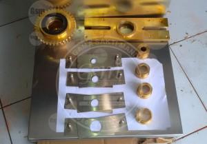 Mesin Pencetak Bakso Fomac