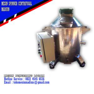 mesin spinner centrifugal full stainless steel di madiun