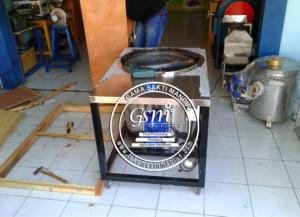 Mesin Peniris Minyak Kapasitas 25 Kg