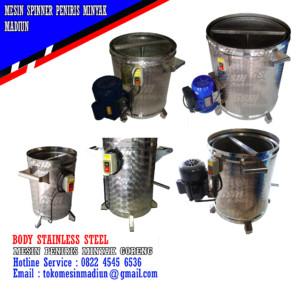 mesin spinner peniris minyak goreng berkualitas di madiun