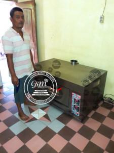 Mesin Oven Roti Getra RFL-12C