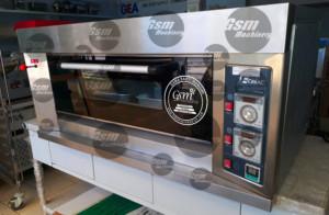 Mesin Oven Roti Fomac BOV-ARF20H