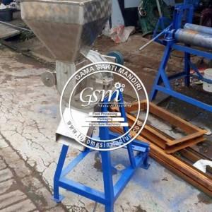 Mesin Giling Bumbu Basah Stainless Steel