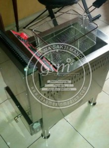 Mesin Penggorengan Kentang Goreng
