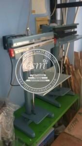 Mesin Press Plastik Sistem Pedal