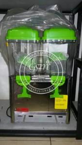 Mesin Juice Dispenser Fomac 2 Tabung