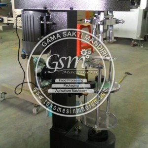 Mesin Penutup Botol JGS 980