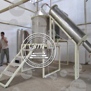 Mesin Destilasi Minyak Atsiri