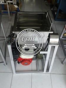Mesin Mixer Adonan Roti Lokal