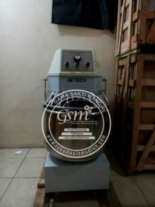 Mesin Mixer Roti Spiral Hitech