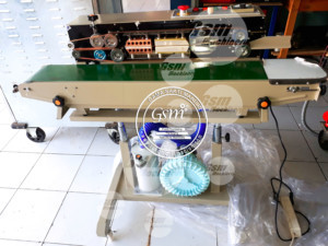 Mesin Continuous Sealer SF 150G