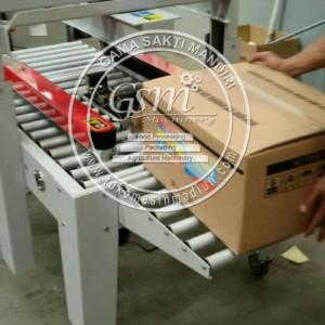 Mesin Pengemas Karton Powerpack