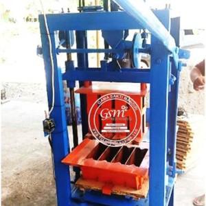 Mesin Cetak Batako Paving Getar