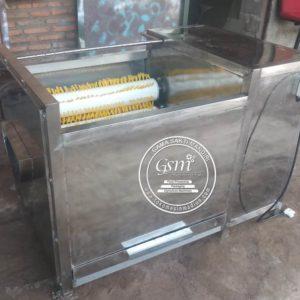 Mesin Pencuci Buah dan Sayuran Lokal