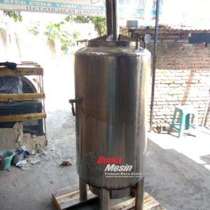 Mesin Boiler Baglog Jamur