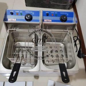Mesin Deep Fryer Listrik Getra EF82