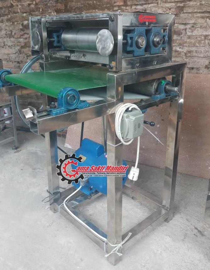 Mesin Penipis Adonan Stainless Steel