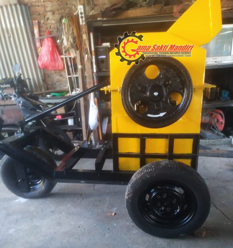 Mesin Hummer Mill Batu