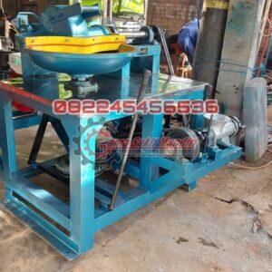 Mesin Giling Bakso 60cm Motor Bensin 9pk